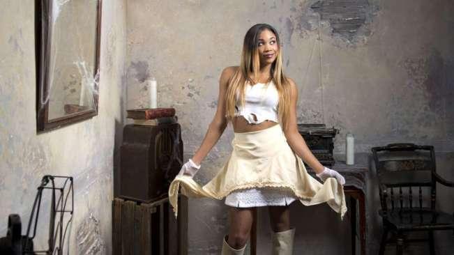 Nikki Bella: House of Haunted Divas Photos 2014 -38