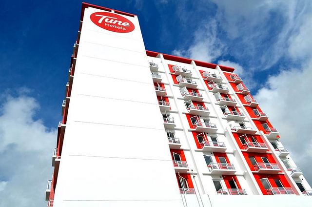 By: Tune Hotels