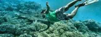 Taman Laut Nasional Bunaken Kota Manado Sulawesi Utara