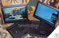 Dell Latitude XT Tablet PC-a