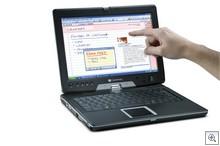Gateway E-155C touchscreen