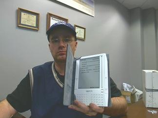 Amazon Kindle Carrying Case