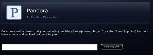 blackberryappworldpandora