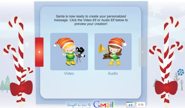 How to Send a Free Personalized Call or Video from Santa