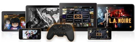 Onlive Ipad gaming