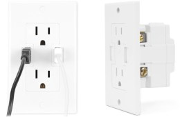 Power2U USB Wall Outlet
