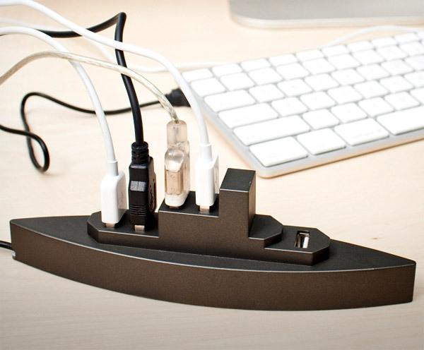 USB Boat