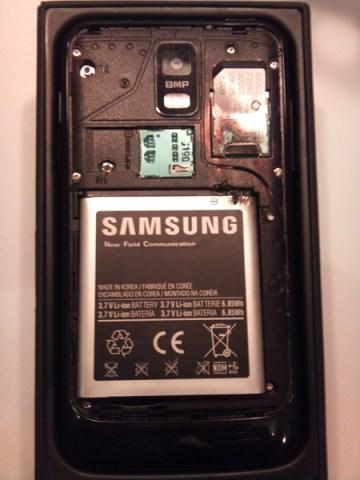Galaxy S II Skyrocket
