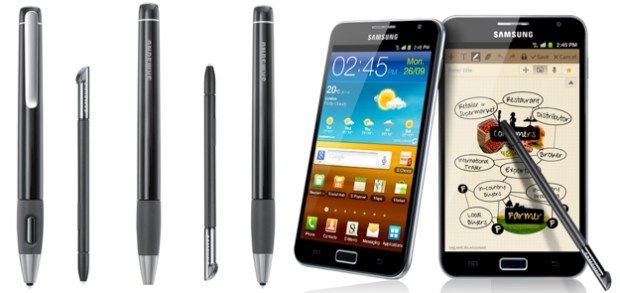 Galaxy Note S Pen