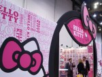 Hello Kitty Booth CES 2012