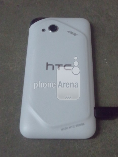 Mystery HTC Android 4.0 Smartphone Leaks