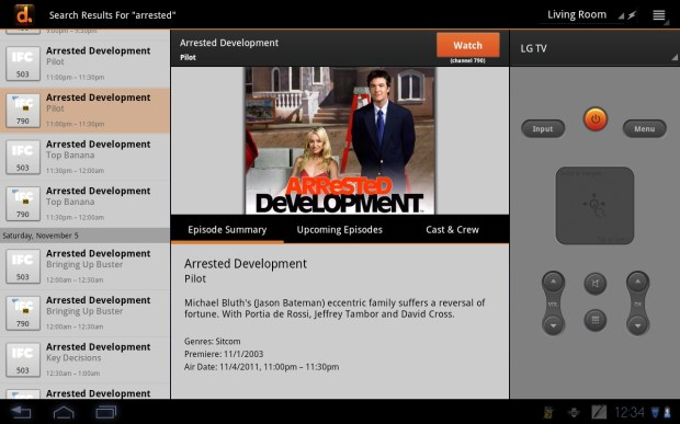 Dijit for Android tablets.