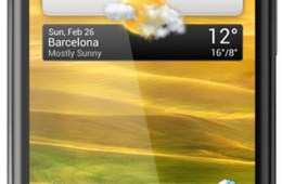 HTC One X with Sense 4.0