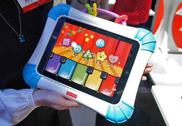 Fisher-Price Laugh & Learn Apptivity Case for iPad