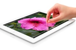 New iPad is the iPad 3