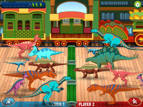 All Aboard the Dinosaur Train