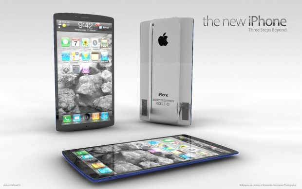 Check Out This Awesome 4.6-inch iPhone Mock Up