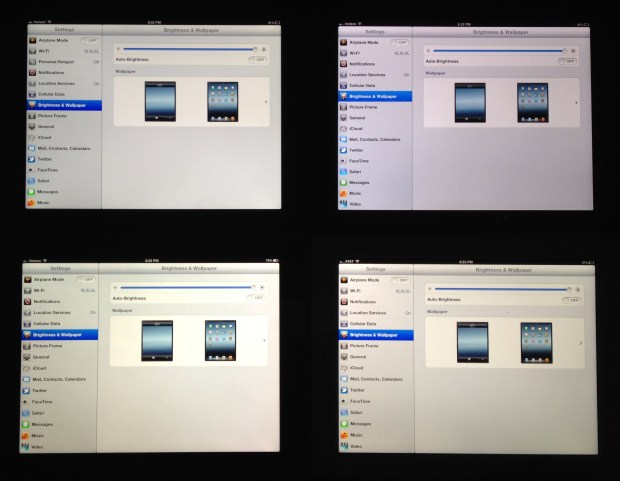 iPad 3 Yellow Retina Display