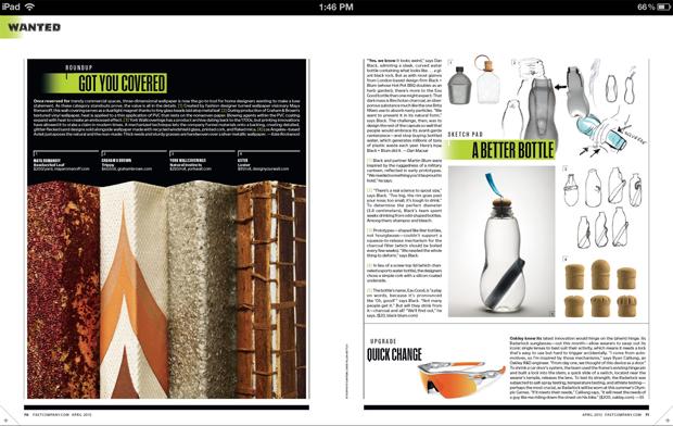 Nook App - Magazines