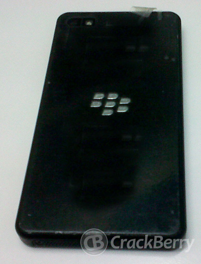 BlackBerry 10 Developer Handset Gets Pictured