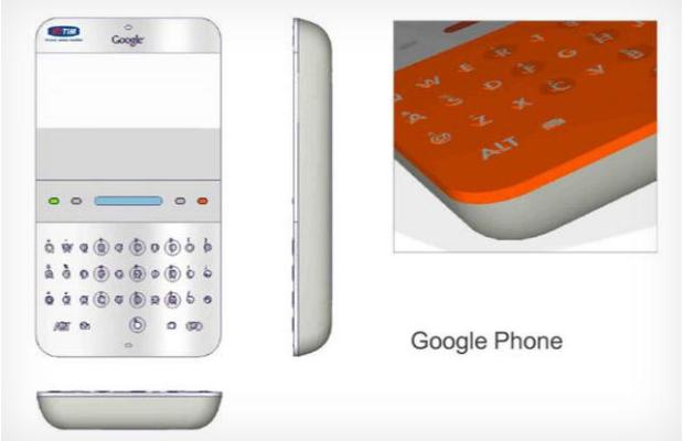 Original 'Google Phone' Revealed