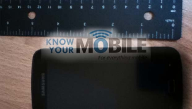 Samsung Galaxy S III Display Size Confirmed?