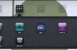 iPad TV Apps