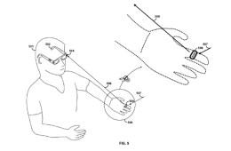 Google IR identifier patent
