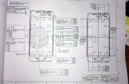 Leaked iPhone schematics
