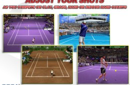 Virtua Tennis iPad