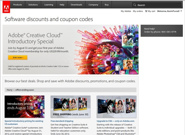 Adobecloud
