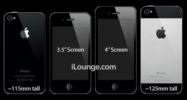iLounge iPhone 5 render