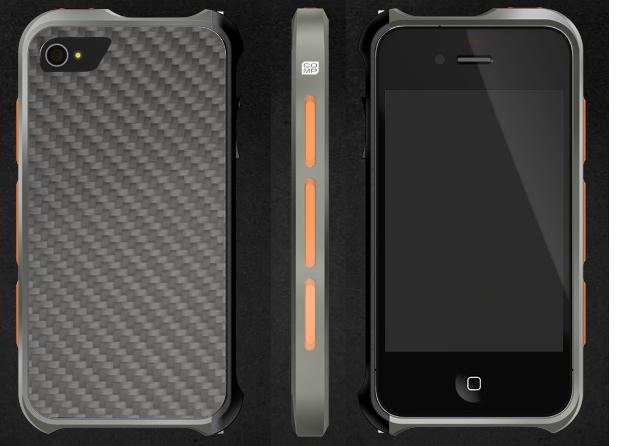 Element Custom iPhone 4S Comp Case