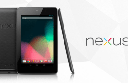 This is the Google Nexus 7.