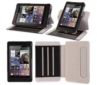 Nexus 7 Rotating case