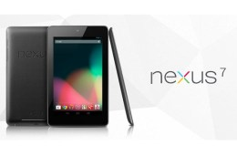 Nexus 7 pre-orders have started shipping from Google.