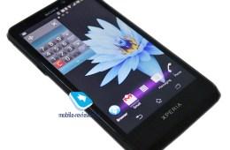 Sony Xperia Mint LT30p