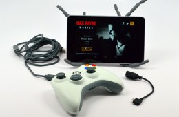 Xbox 360 Nexus 7 controller