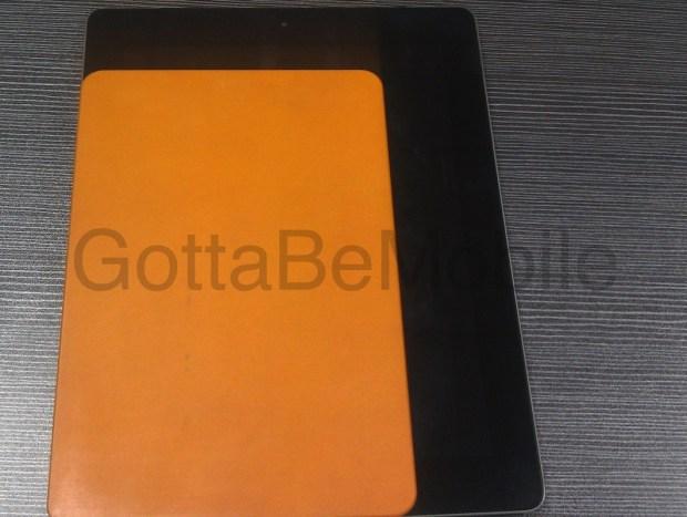 iPad Mini Sample Size Comparison