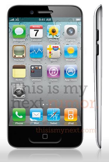 iphone 5 teardrop wrong