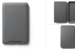The official Nexus 7 case is now in stock.