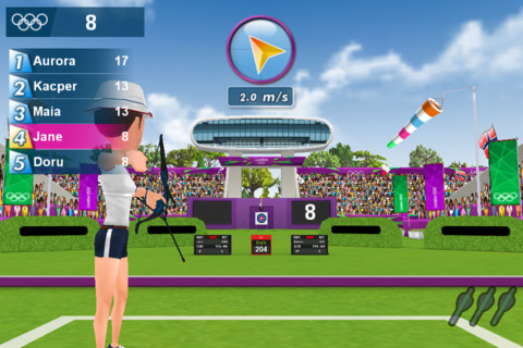 olympic games app