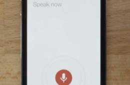 Google Search Voice Search