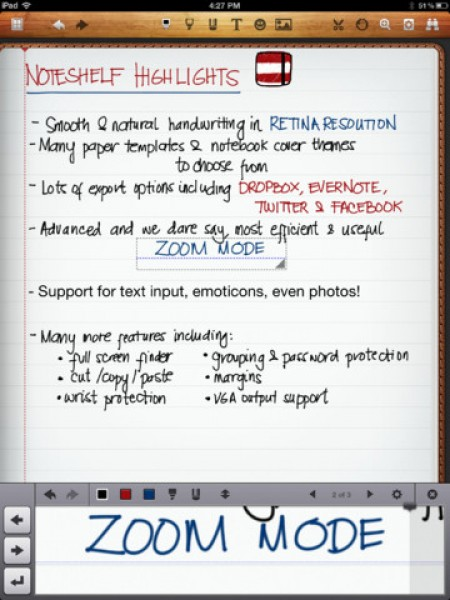 noteshelf