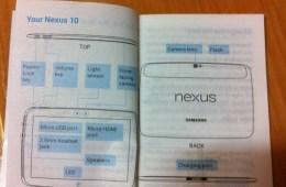Samsung Nexus 10 manual
