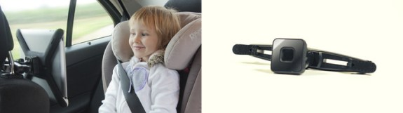 boomerang headrest mount