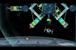 Video thumbnail for youtube video Angry Birds Space Trailer Show More Birds