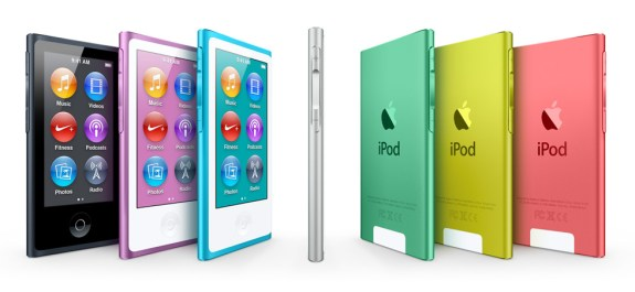 iPod Nano Black Friday Deals 2012