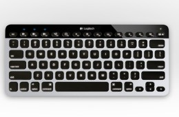 Logitech Easy-Switch Bluetooth Keyboard