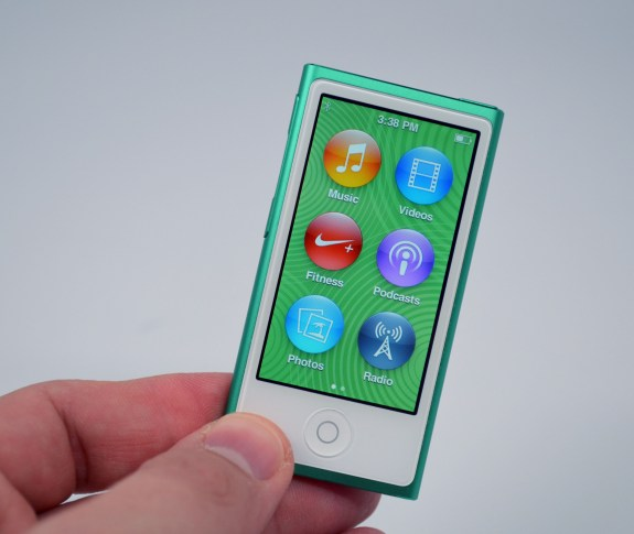 iPod Nano 7th generation 2012 Review - 05
